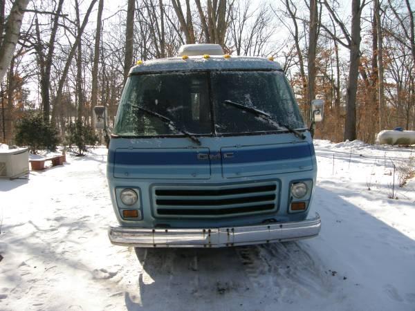Craigslist El Paso Tx >> 1973 GMC Glacier 26FT Motorhome For Sale in Brighton, Michigan