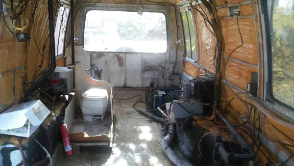1973 gmc 26ft motorhome for sale in forest grove oregon for Forest grove plumbing