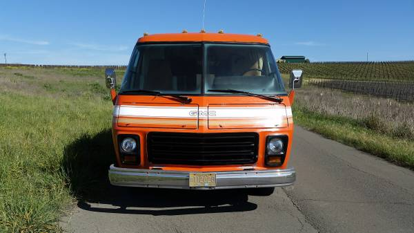 1973 Gmc Canyonlands 26ft Motorhome For Sale In Napa