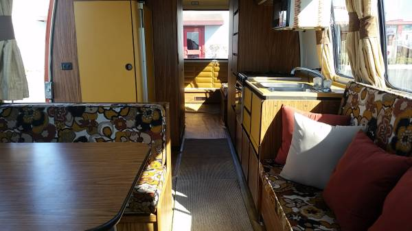 1973 Gmc Canyonlands 26ft Motorhome For Sale In Napa California