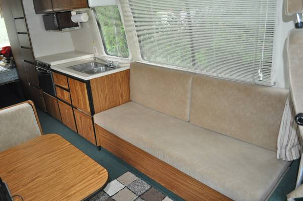 1973 gmc canyonlands 26ft motorhome for sale in spring for Sectional sofa craigslist michigan