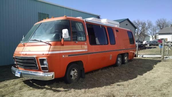 1973 Gmc 26ft Motorhome For Sale In Tea South Dakota
