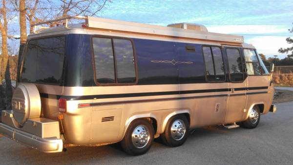 1974 Gmc 23ft Motorhome For Sale In West Columbia South