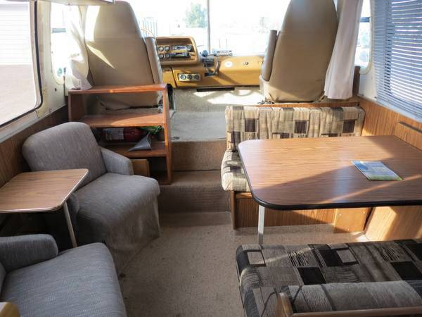 1974 Gmc Motorhome For Sale Or Partial Trade In Houston Texas 12k