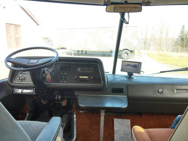 1974 26' GMC Motorhome 454 V8 For Sale in Plattsburgh, New ...
