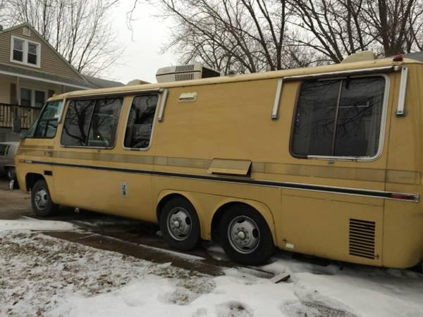 Gmc Columbia Sc >> 1974 GMC Eleganza Motorhome For Sale in Riverdale, Iowa