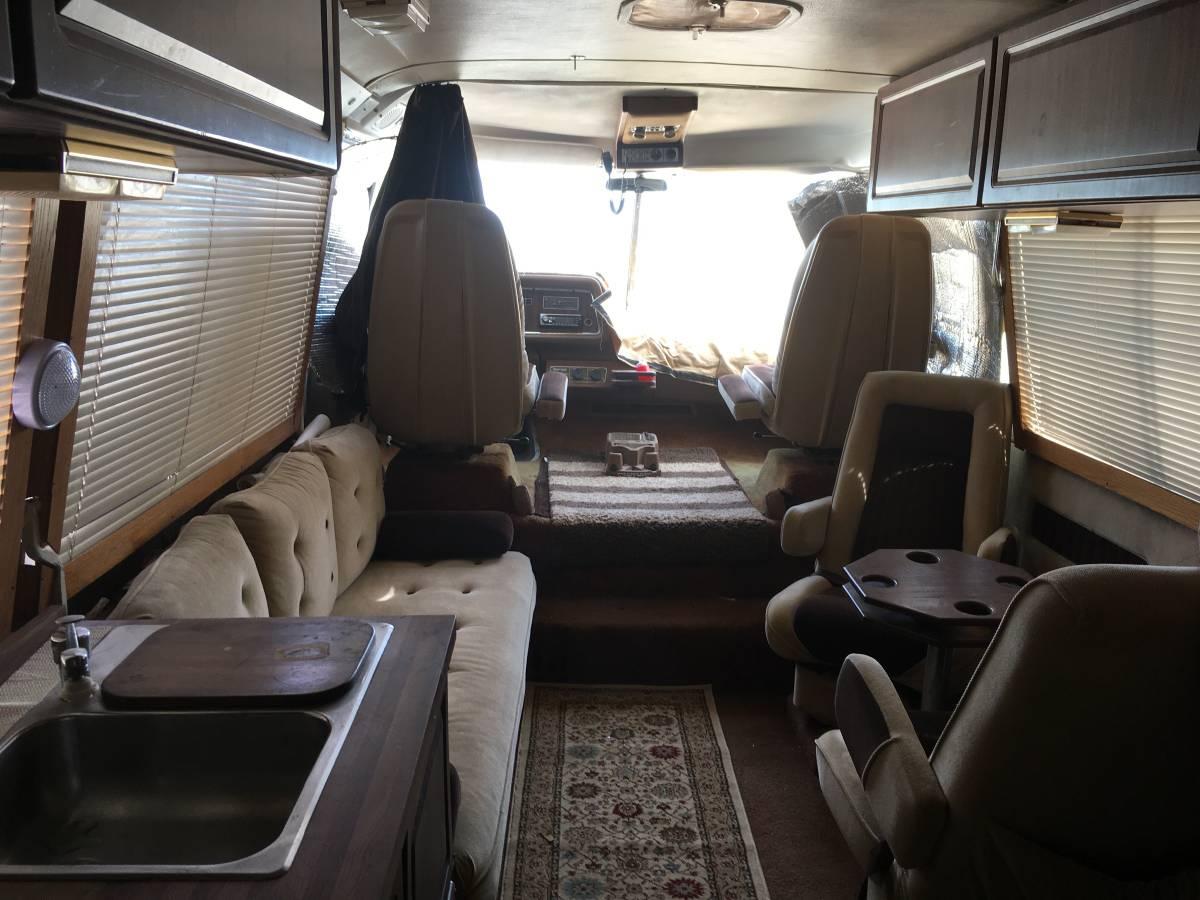 Craigslist Com Phoenix >> 1975 GMC Eleganza II 25 FT Motorhome For Sale in Coolidge ...