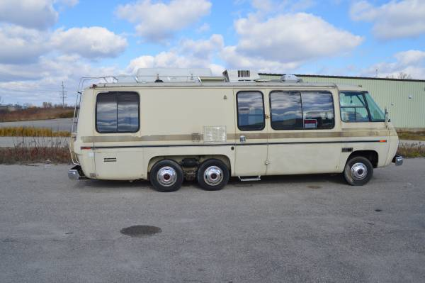 1976 Gmc Motorhome For Sale In Appleton Wisconsin