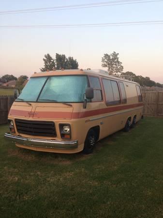 1976 Gmc Motorhome For Sale In Conway Little Rock Arkansas