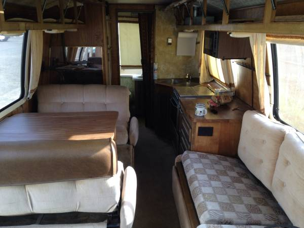 Craigs List Bend >> 1976 GMC Birchaven 20FT Motorhome For Sale by Owner in Eugene, Oregon