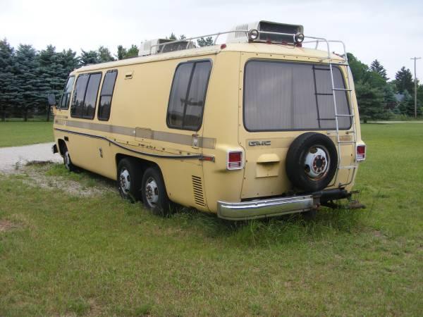 1976 GMC Glenbrook 26FT Motorhome For Sale in Grand Rapids ...