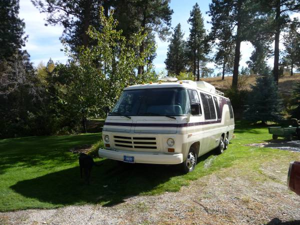 Cool 2003 Fleetwood Bounder For Sale In Hamilton Montana 59840 On EBid