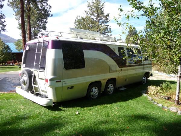 1976 GMC 26 Foot Motorhome For Sale in Hamilton, Montana