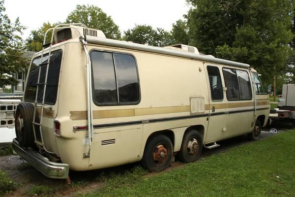 1976 GMC Glenbrook 26FT Motorhome For Sale in Louisville ...