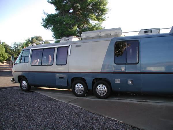 1976 GMC Transmode 30FT Motorhome For Sale in Mesa, Arizona