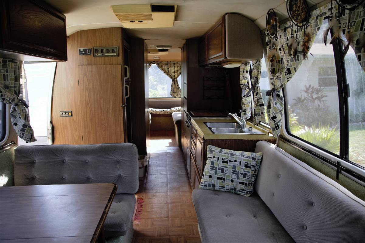 1976 Gmc Eleganza 26ft Motorhome For Sale In Tampa Bay