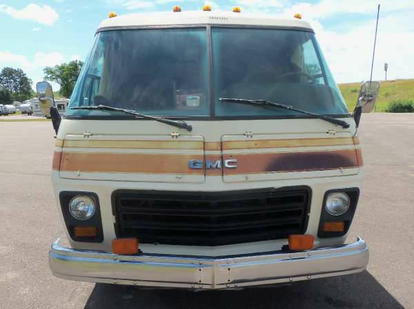 1977 GMC Kingsley 26FT Motorhome For Sale In Eau Claire