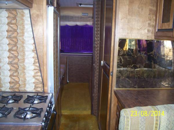 1977 Gmc Motorhome 23ft Birch Haven For Sale By Owner In