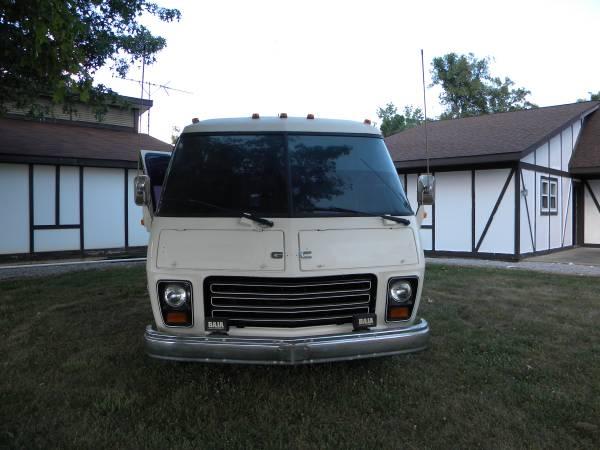 1977 Gmc Motorhome For Sale In La Center Kentucky