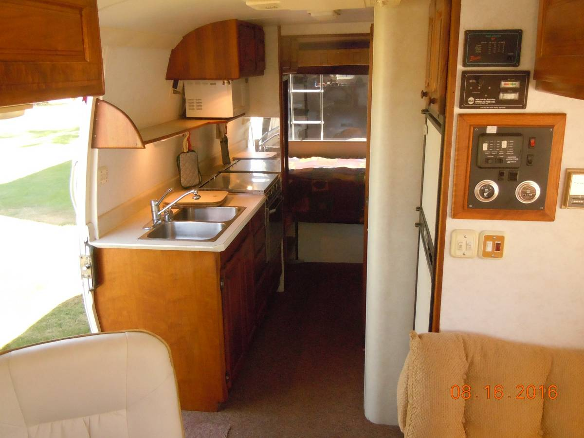 1977 Gmc Royale 26ft Motorhome For Sale In Langley