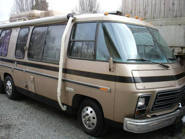 1977 GMC Coachmen 26FT Motorhome For Sale in Queen Anne ...