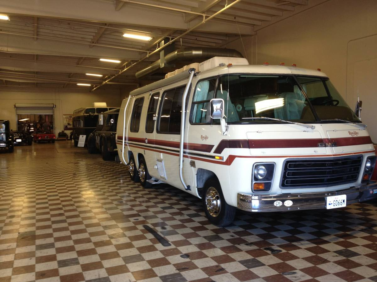 Rv Trader Pa >> 1978 GMC Royale 26FT Motorhome For Sale in Ventura County, California