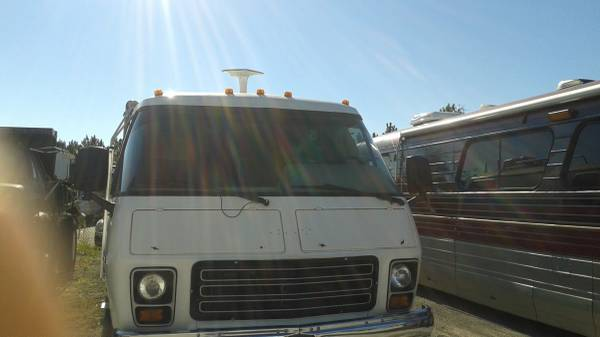 Craigslist Daytona Beach Florida >> 1978 GMC Kingsley 26FT Motorhome For Sale in Daytona Beach ...