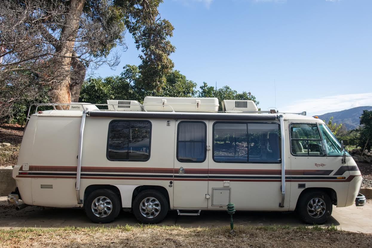 Craigslist Houston Tx Gmc Parts For Pinterest: 1978 GMC Royale Motorhome For Sale In Ojai, California