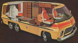 GMC RV Cutaway