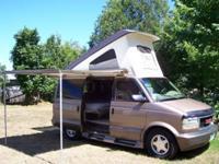 GMC Safari Camper Van