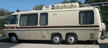 1977 GMC Kingsley 26FT Motorhome For Sale San Luis Obispo
