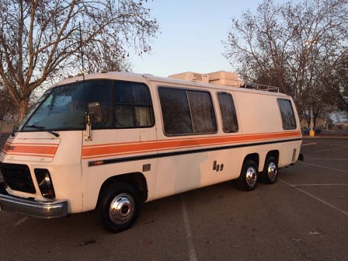 1976 gmc 455 engine 28ft motorhome for sale in madera for Gmc motors for sale