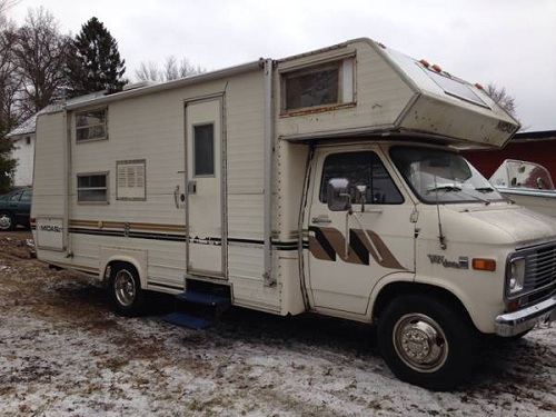 Gmc Motorhome Craigslist >> 1978 GMC vandura midas Motorhome For Sale in Galion, Ohio