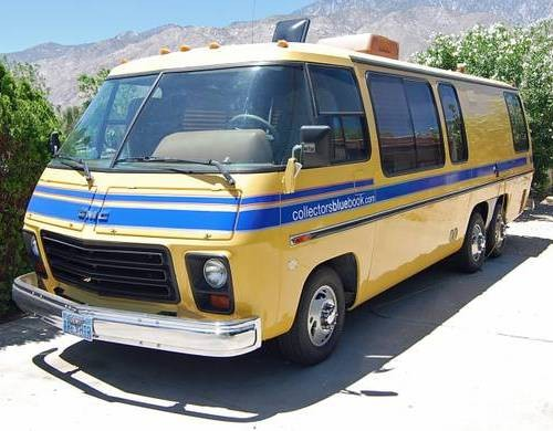 1975 GMC Glenbrook 26FT Motorhome For Sale In Palm Springs