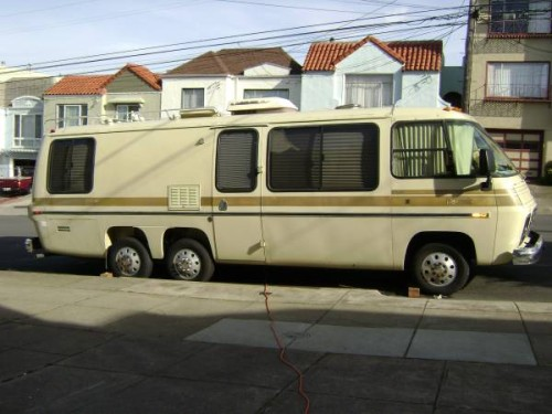 1976 GMC 26FT Motorhome For Sale in Parkside, California