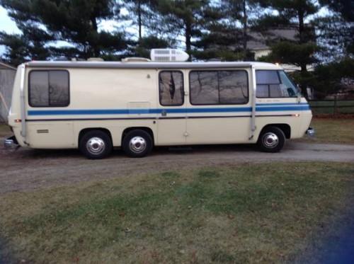 1973 Gmc Glacier Motorhome For Sale In Holland Ohio