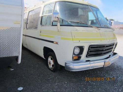 1973 GMC Motorhome For Sale in San Luis Obispo California