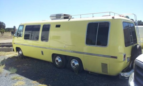 Gmc Columbia Sc >> 1973 GMC 26FT Motorhome For Sale in Sonora, California
