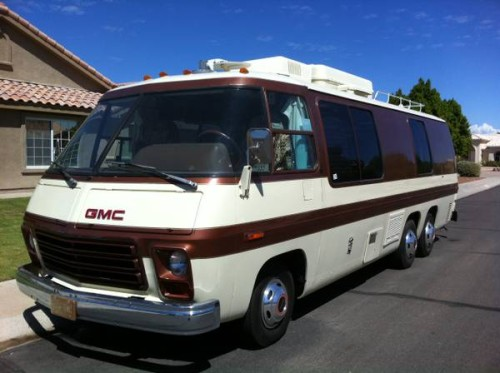 1978 Gmc Royale 26ft Motorhome For Sale In Glendale Arizona