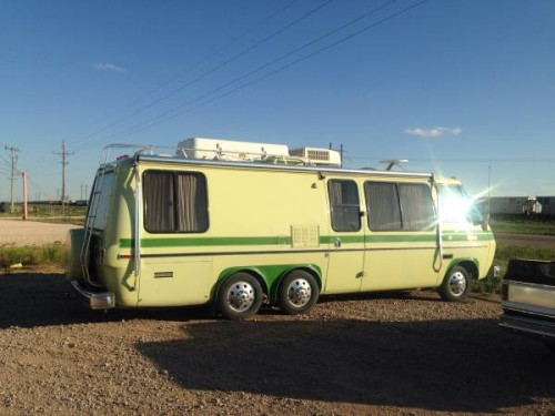 Craigslist Royal Palm Beach: 1977 GMC Palm Beach Motorhome For Sale In Dalhart, Texas