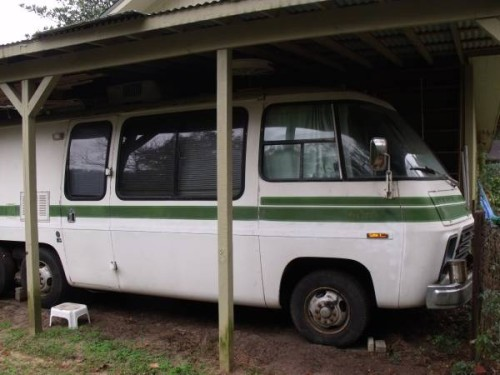 1977 Gmc Palm Beach Motorhome For Sale In Mobile Alabama