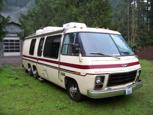 1978 GMC Royale 26FT Motorhome For Sale in Deming, Washington