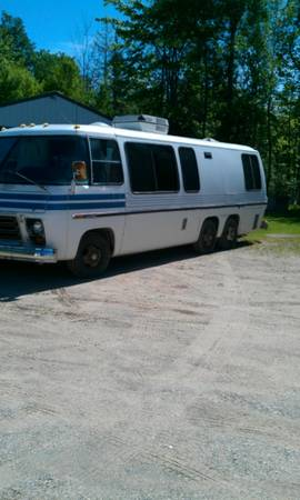 Innovative  Motorhome  38500  RV RVs For Sale  Northern Michigan MI