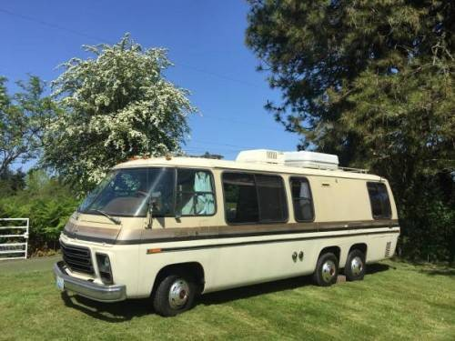1978 Gmc Eleganza Ll 26ft Motorhome For Sale In Edgewood