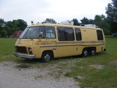 1976 Gmc Glenbrook 26ft Motorhome For Sale In Grand Rapids