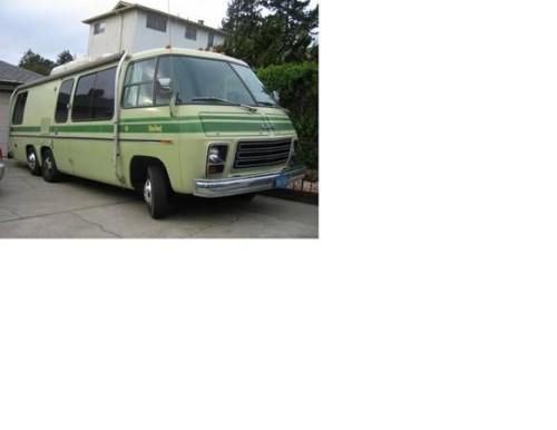 1976 Gmc Palmbeach 26ft Motorhome For Sale In Hayward