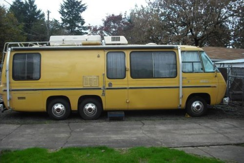 1975 GMC Motorhome For Sale in Portland, Oregon