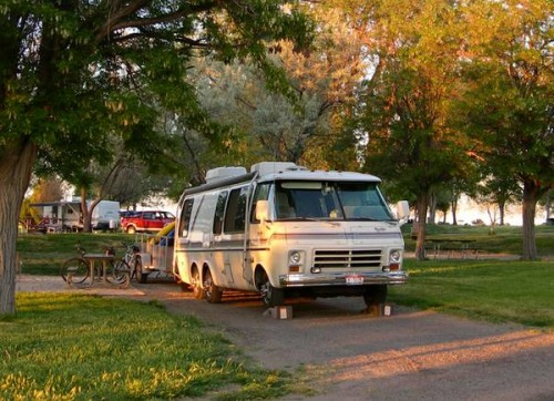 1976 Gmc Royal 26ft Motorhome For Sale In Mccall Idaho