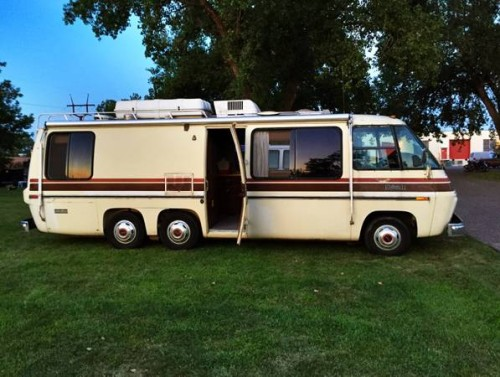 1977 Gmc Elaganza 2 26ft Motorhome For Sale In Minneapolis
