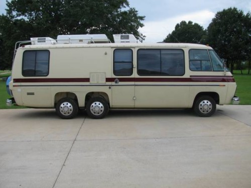 1976 gmc eleganza 26ft motorhome for sale in jackson mississippi. Black Bedroom Furniture Sets. Home Design Ideas